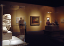 artifact mounts, exhibit consulting, Masters of Florence
